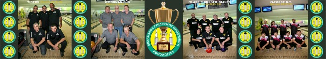 ESMA CUP FINALS 2015-16 - TEAMS